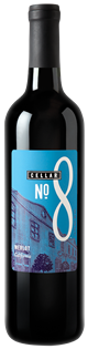 Cellar No. 8 Merlot 2013 750ml - Case of 12